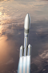 Ariane 6 A62 configuration