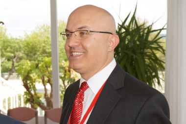Celal Sami Tufekci, head of Turkey's space department