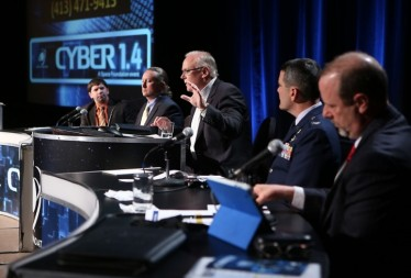 Last year's Cyber symposium was classified, too.