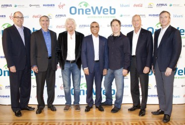 OneWeb strategic partners portrait