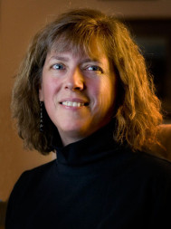 """""""When I read about this telescope 15 years ago, I said 'this is the telescope I need to understand upper-stratospheric chemistry in the outer solar system,'"""" said Heidi Hammel, a JWST interdisciplinary scientist and executive vice president of the Association of Universities for Research in Astronomy. Credit: NASA"""