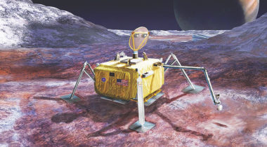 NASA's proposed Europa Lander is a good example of a science-driven mission only governments can currently pursue. Credit: NASA/JPL-Caltech
