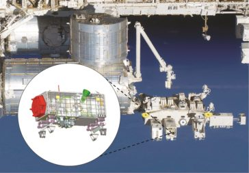 OCO-3 is slated to fly to the International Space Station perhaps late this year where it will be installed on the Japanese Experiment Module's Exposed Facility. (Credit: NASA/JPL)