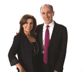 Sierra Nevada Corporation President Eren Ozmen and her husband Fatih Ozmen, the company's CEO, have owned SNC since 1994 when they borrowed against their house to buy their struggling former employer. Credit: Sierra Nevada Corporation