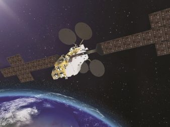 With its Konnect VHTS order, Eutelsat pivoted from Viasat's partner to competitor in European broadband. Credit: Thales Alenia Space