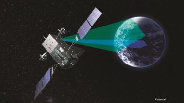 The Pentagon is seeking $817 million in 2020 to begin replacing the Space Based Infrared System missile-warning satellites. Credit: Lockheed Martin
