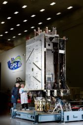Lockheed Martin stands to build up to 32 GPS 3 satellites under contracts awarded in 2008 and 2018. Credit: Lockheed Martin